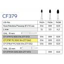 FRESA DE CARBURO DE ACABADO FORMA OVÒIDE (CF379)