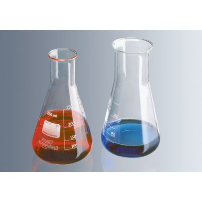 MATRACES ERLENMEYER 25ML - 5000ML